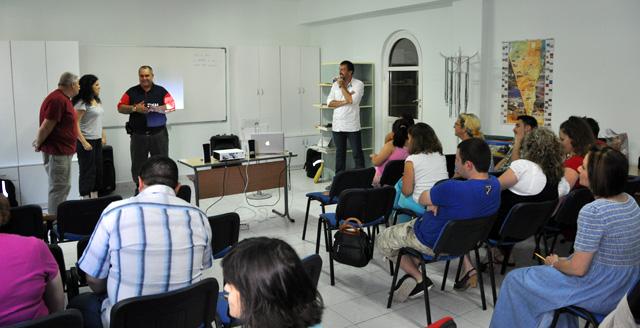 Bulgaria leaders training