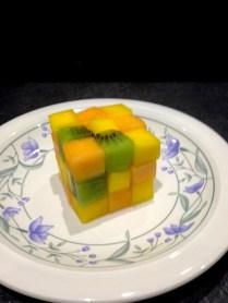Rubik's Fruit Cube