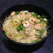Fried vermicelli..