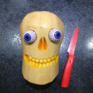 Not too scary Skull