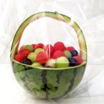 Melon Fruit Basket