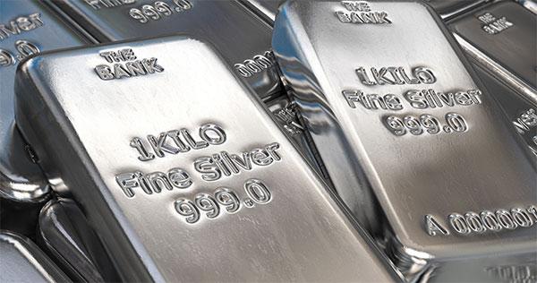 Precio de la plata hoy