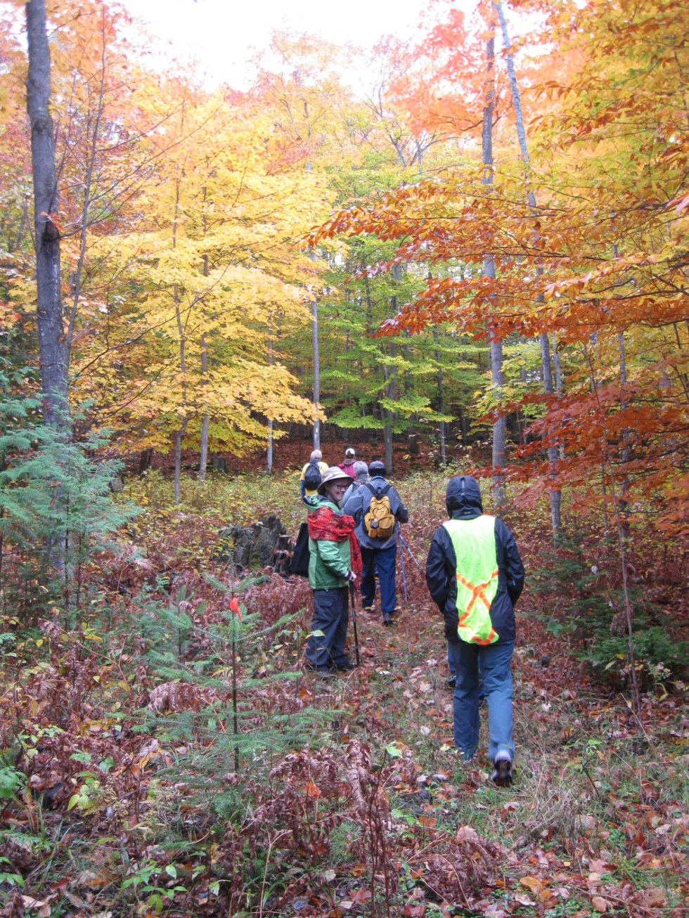 Outdoor Trail Programs