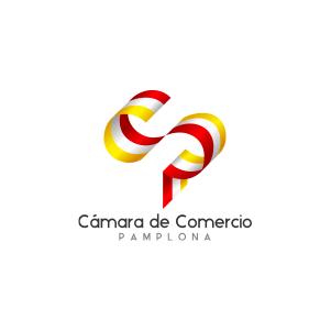Logo cámara pamplona