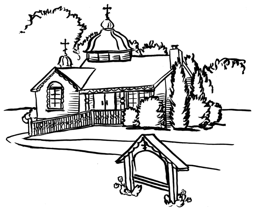 church-line-drawing-top-page