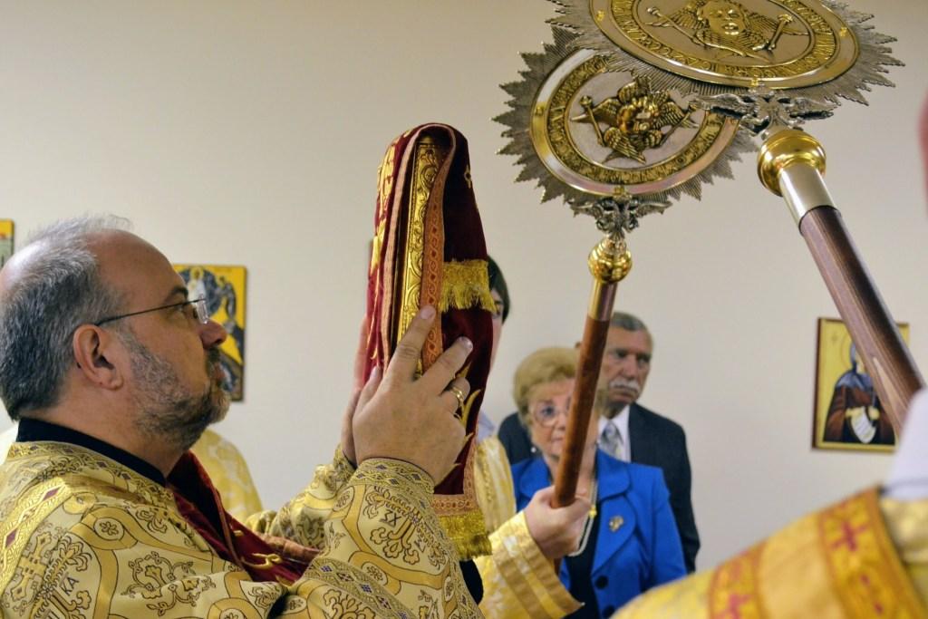 Hierarchical Divine Liturgy — 10th Anniversary