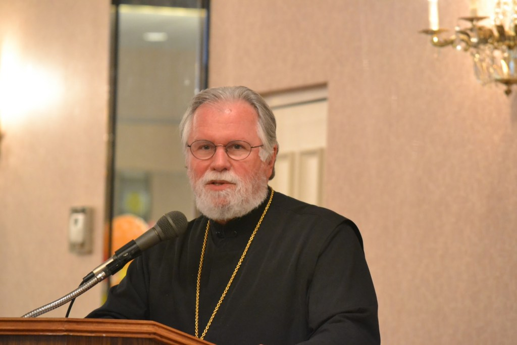 Fr. Gregory Mathews-Green — 10th Anniversary Reception and Luncheon