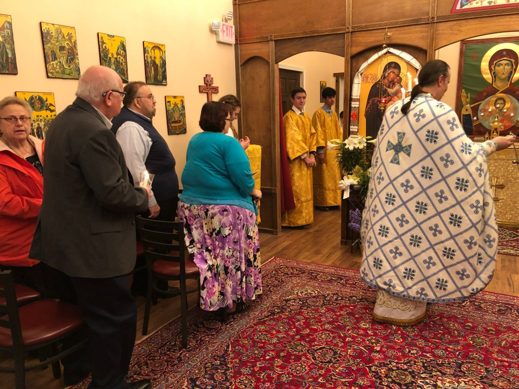 Paschal Matins - Great and Holy Pascha, 2019