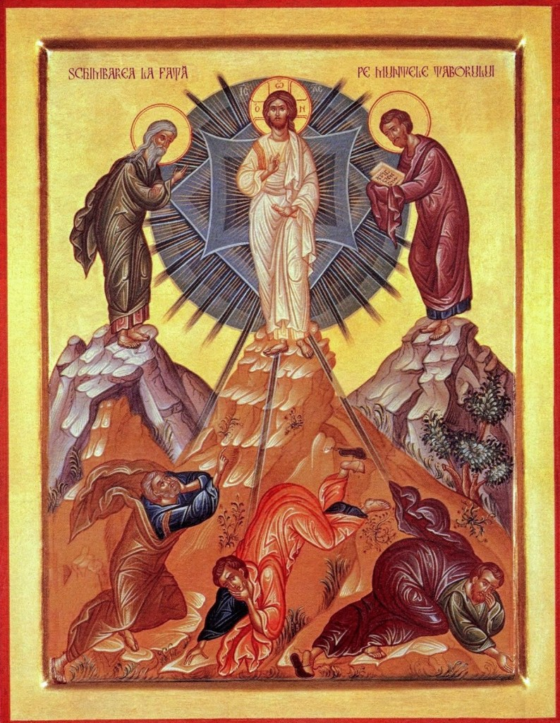 Icon of the Transfiguration of Our Lord