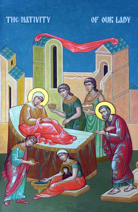 Feast of the Nativity of the Mother of God