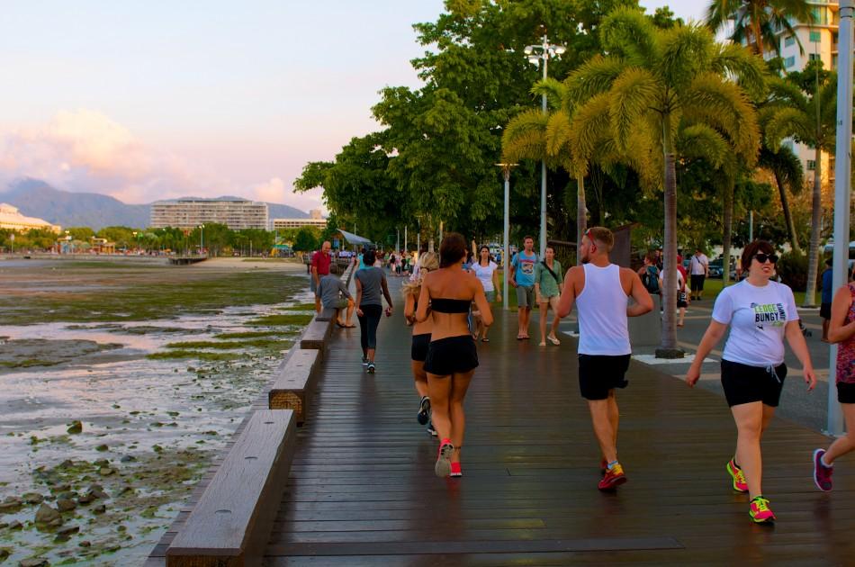凱恩斯遊記:Cairns 悠哉的熱帶城市 | 一路跌跌撞撞...