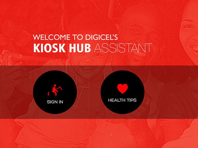 Digicel – Tab, Mobile App