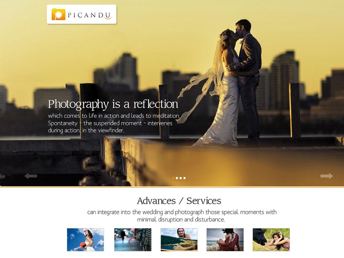 PICANDU - Photographer Portfolio