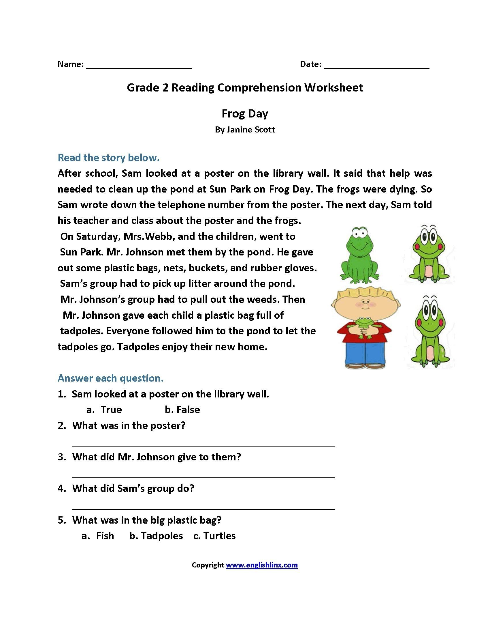 - 2st Grade Science Worksheet Printable Worksheets And Activities