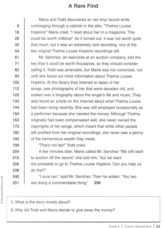 Pinvalerie Errickson On Informational Text