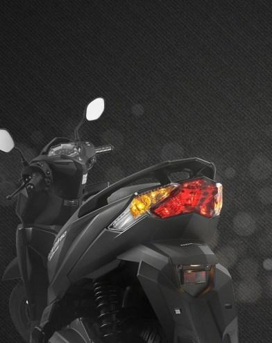 Fitur Honda Vario 150 - Tail Light