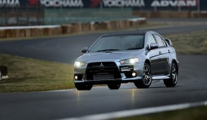 Lancer Evo X Final Edition 9