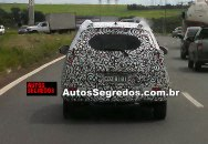 Spyshot Honda WR-V 18 Aug 2016 e