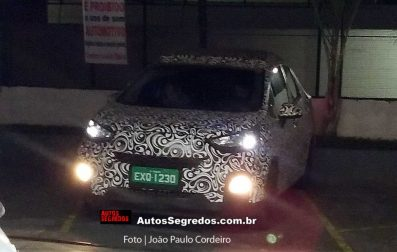 Spyshot Honda WR-V 18 Aug 2016
