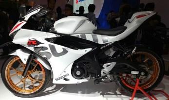 GSX-R150 di IMOS 2016