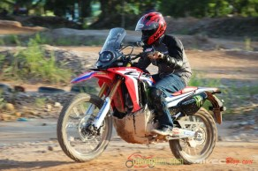 Test Ride CRF250 Rally - Batam (13)