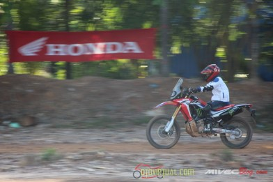 Test Ride CRF250 Rally - Batam (2)