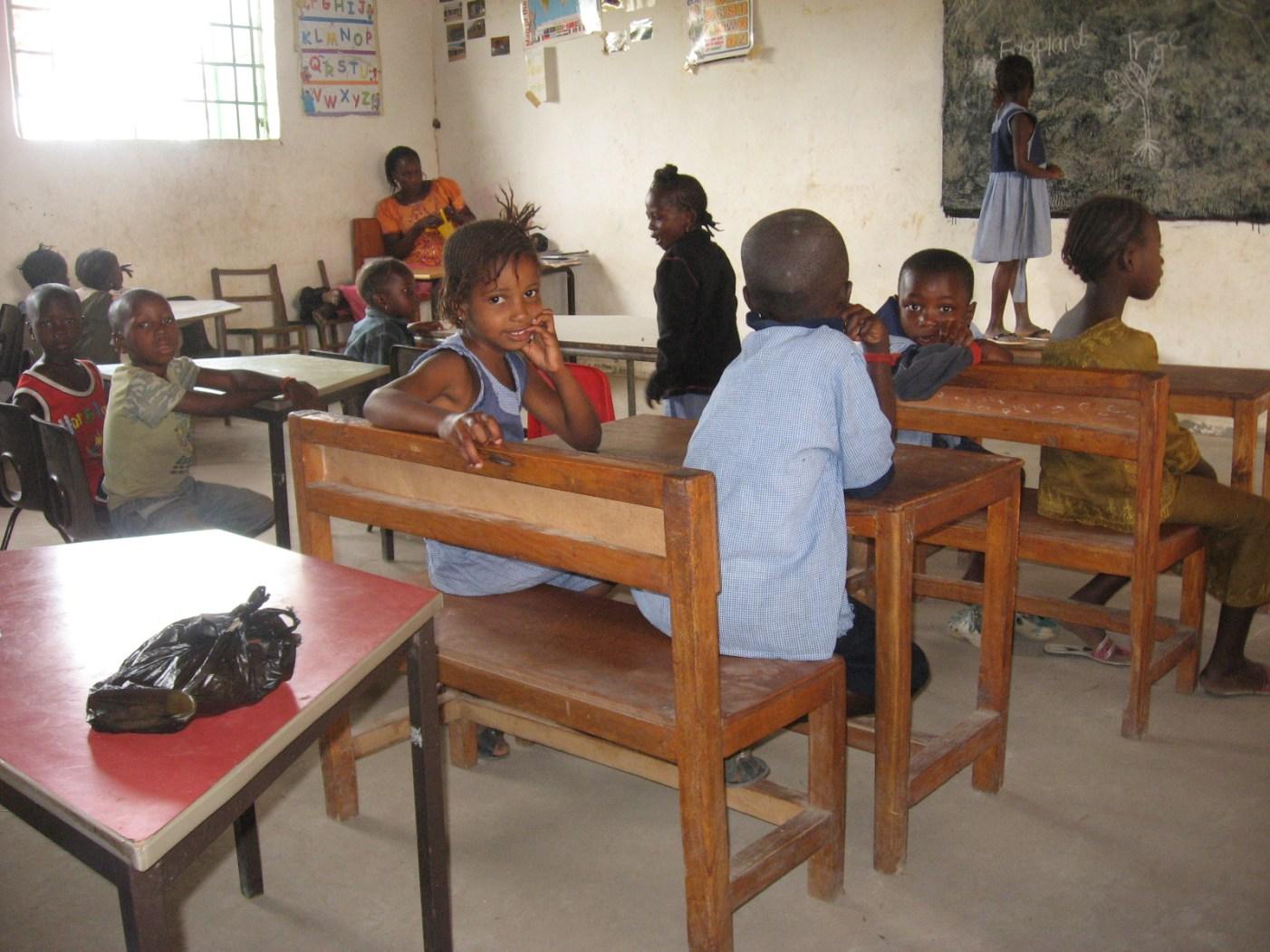Batokunku - projecten onderwijs