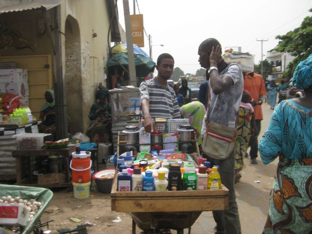 markt Gambia