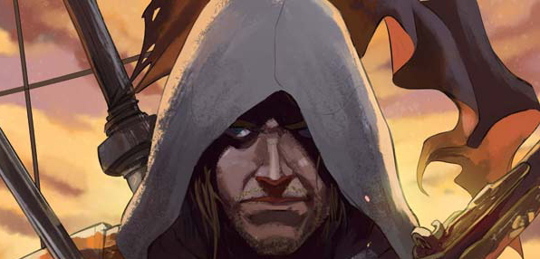 Edward Kenway Returns In New 'Assassin's Creed: Awakening' Manga