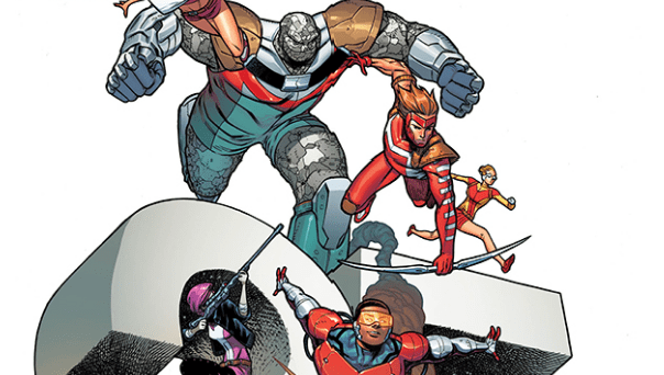 Image Comic's YOUNGBLOOD Reboot a Success