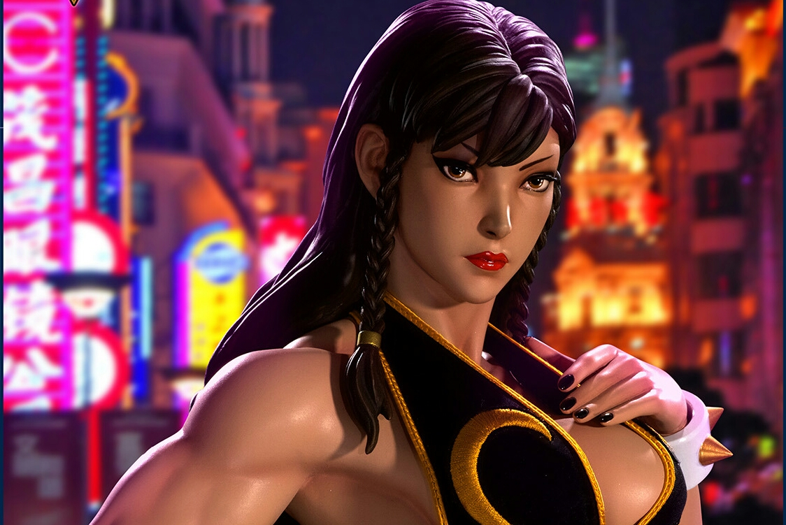 Pop Culture Shock Collectibles Reveals New Chun Li Figure