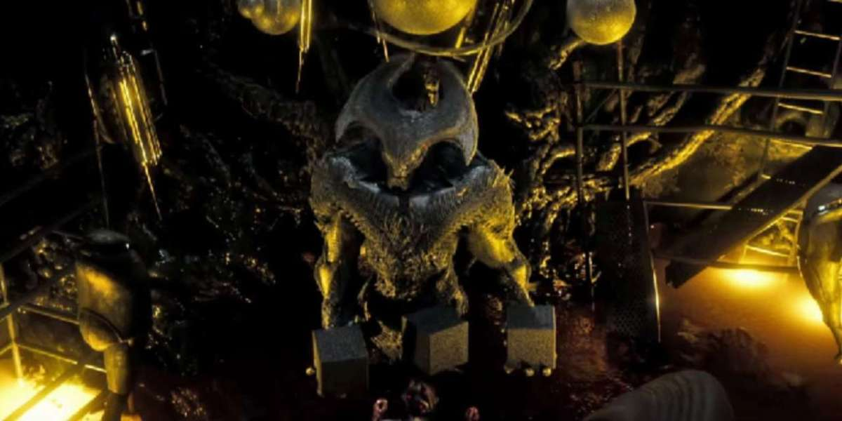Lego Figures Give Us A Solid Look At Steppenwolf's Appearance In The Justice League Film