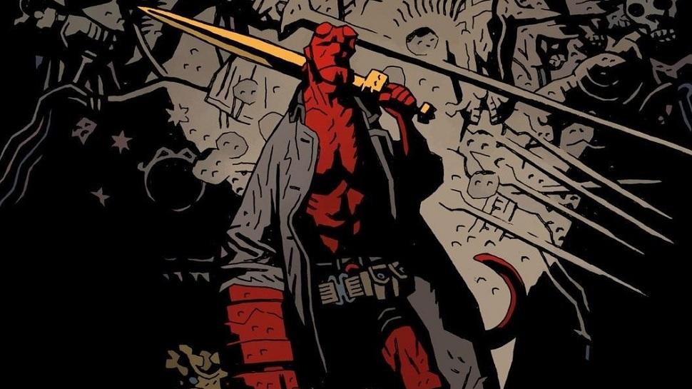 David Harbour Reveals New Hellboy Look