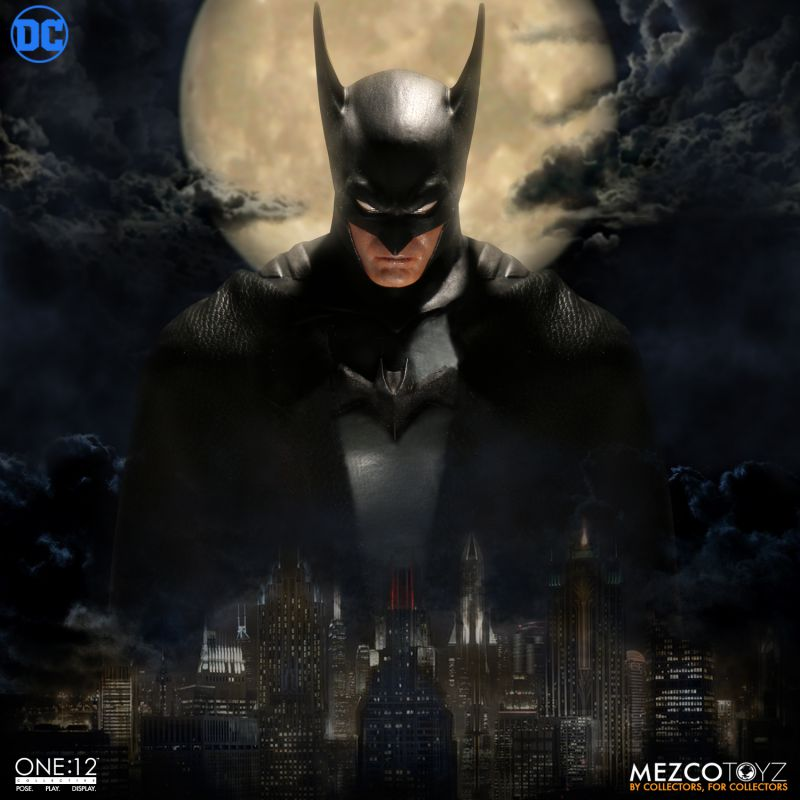 Mezco Toyz Reveals New Batman: Ascending Knight Collective Figure