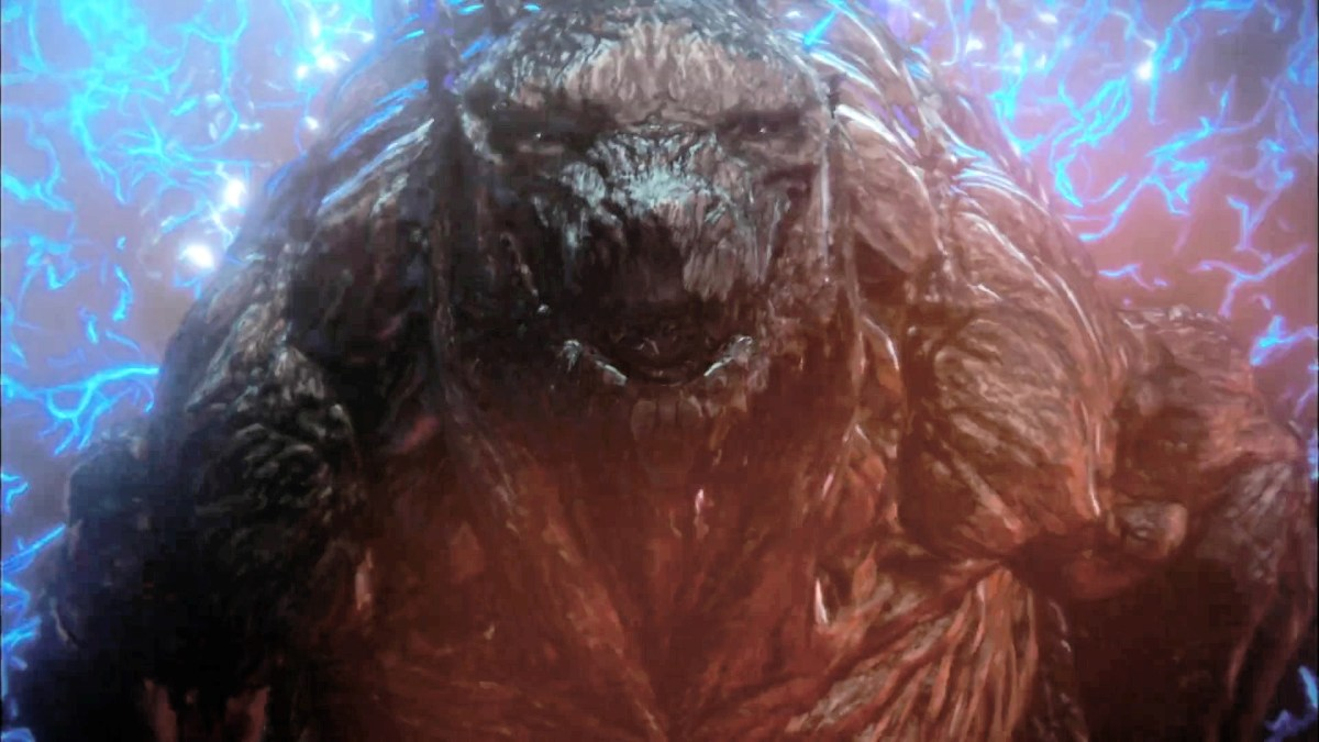 Concept Art For Netflix's Next Godzilla Film Released