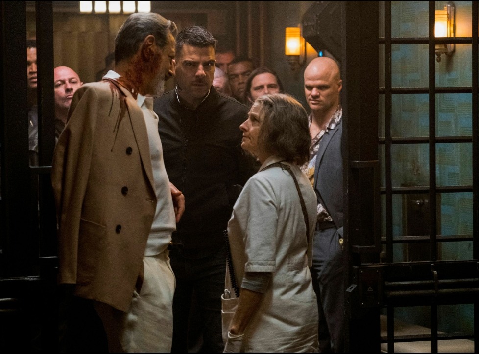 Hotel Artemis trailer shows off all star cast and mayhem