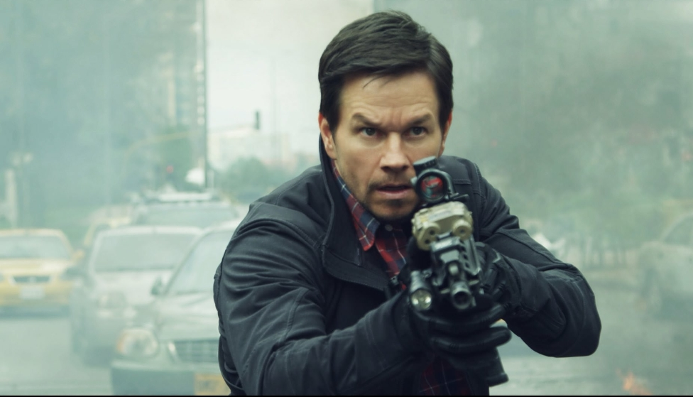 Trailer for Peter Berg's action thriller Mile 22 released by STX films