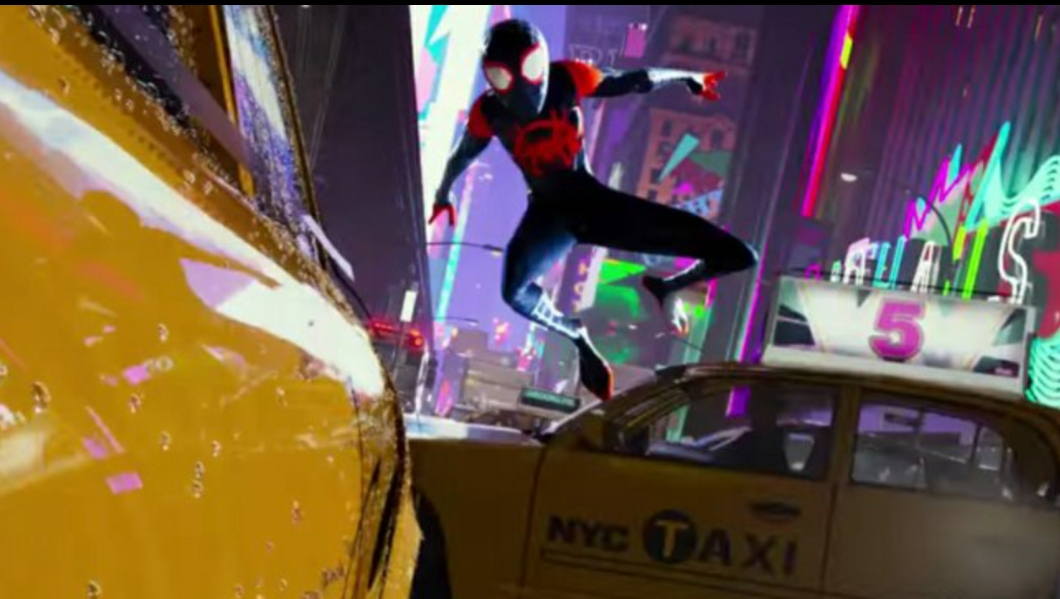Second trailer for Spider-Man: Into the Spider-verse released