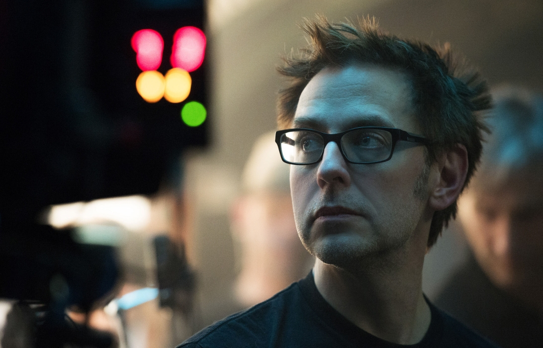 Director James Gunn removed from Guardians of the Galaxy Vol.3
