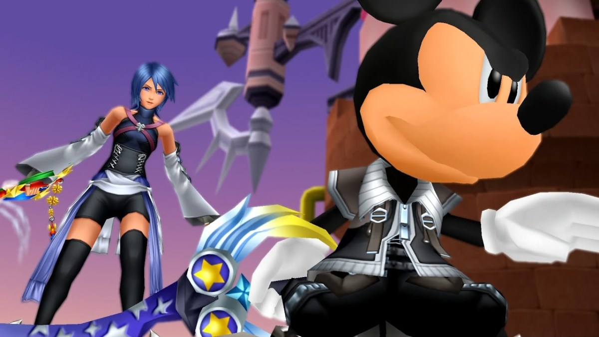 Disney Honors Mickey's 90th Birthday With Kingdom Hearts Trailer