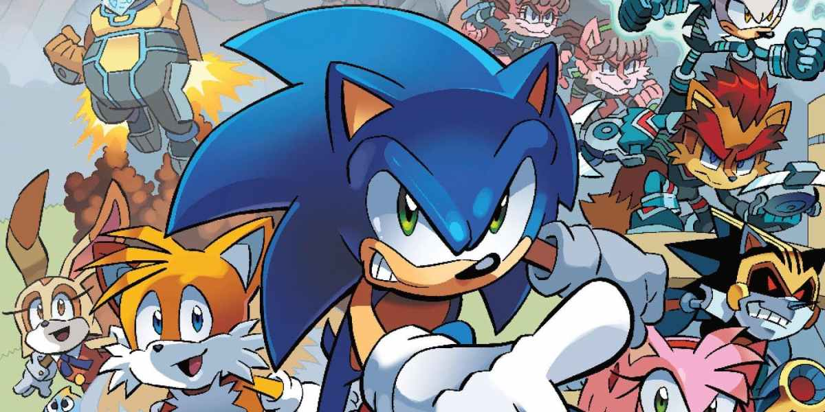 New Sonic the Hedgehog Animated Series Is Heading Our Way