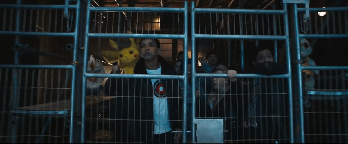WB Released First Trailer For Detective Pikachu