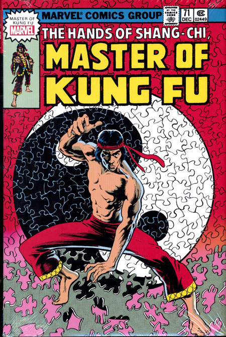 Marvel's Shang Chi May Bring Martial Arts Superheroing to the Big Screen