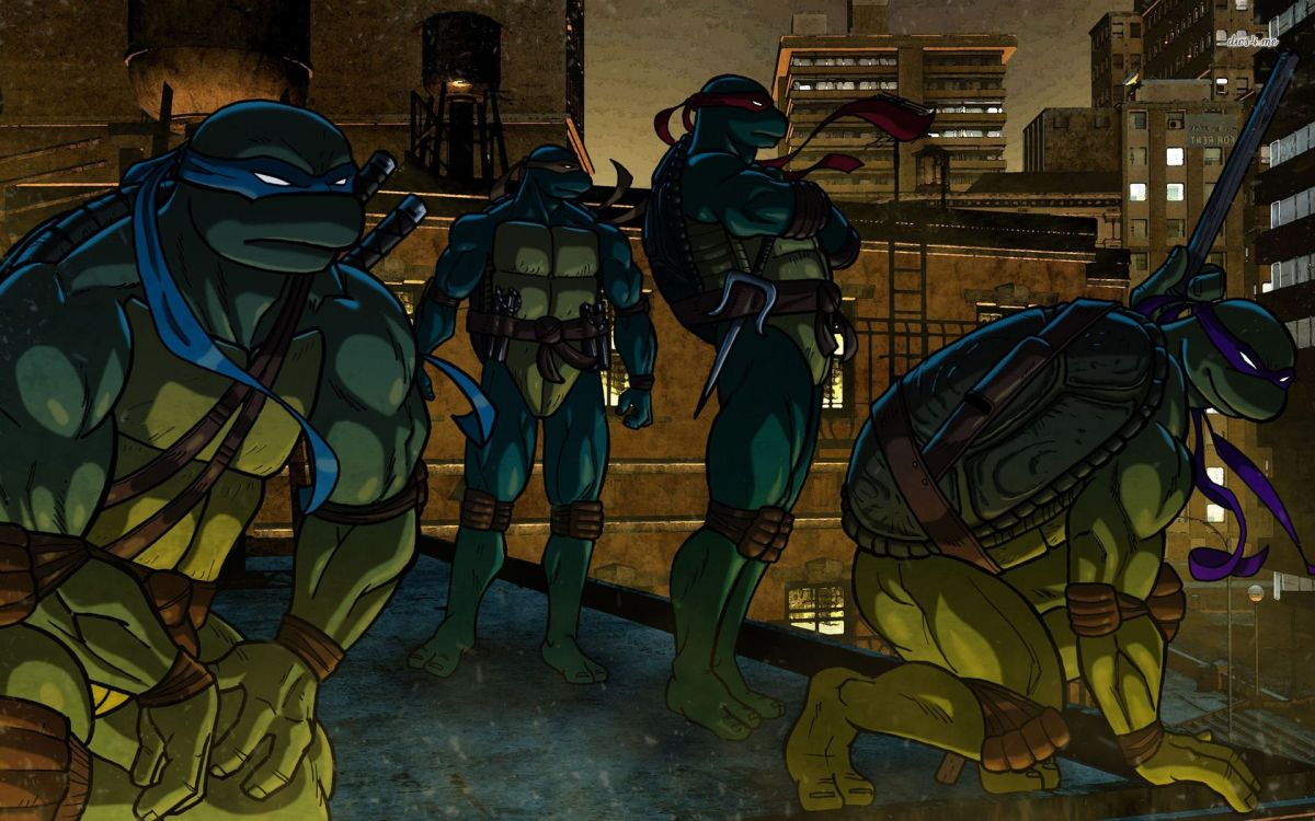 New Teenage Mutant Ninja Turtles Film Will Land On Netflix