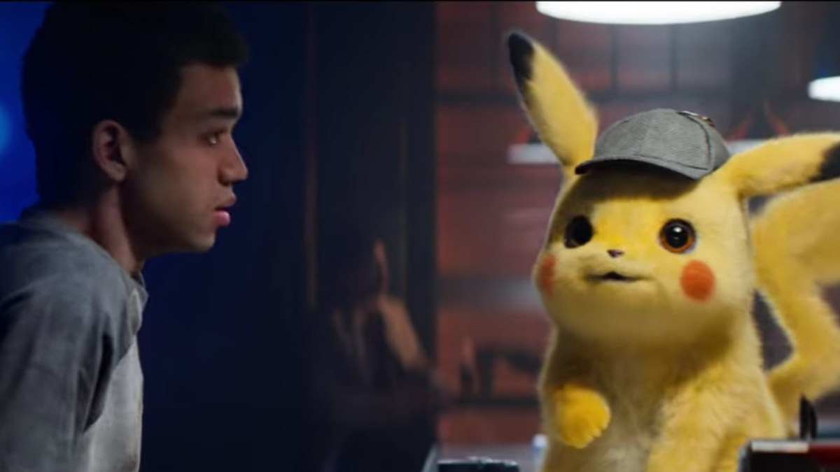 Pokémon: Detective Pikachu Screening (NYC)