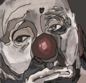 Photoshop clown