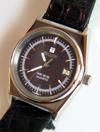 tissot zegarek