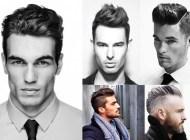 Męskie fryzury trendy 2015! – For Gentleman