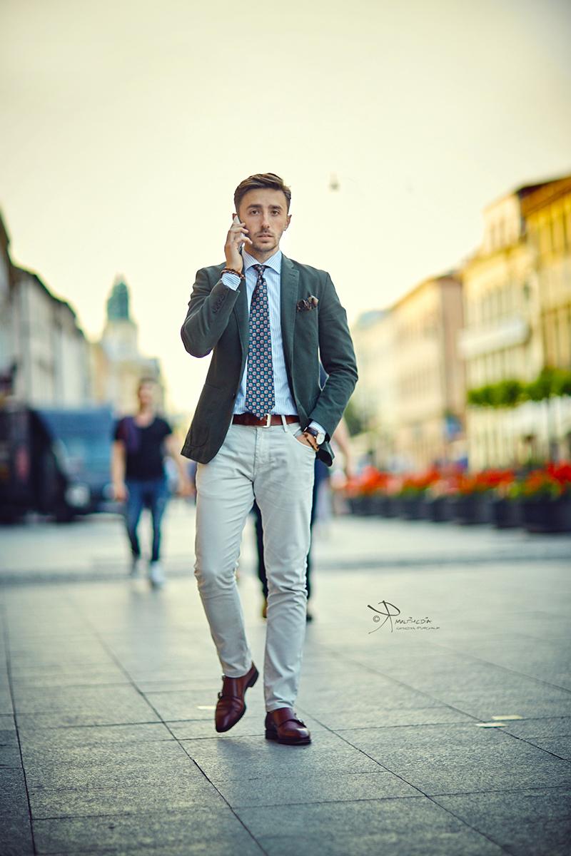 modzie męskiej