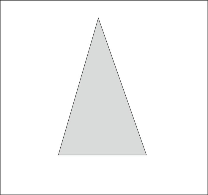 kształt sylwetki
